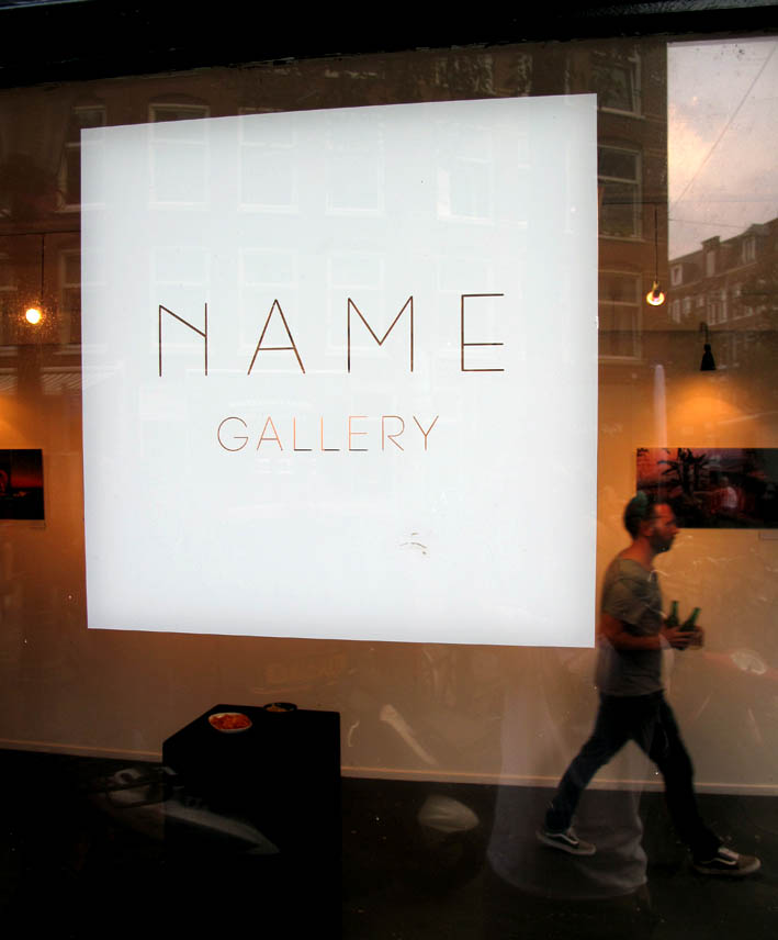 Name Gallery / Amsterdam