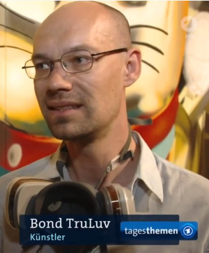 Interviews Bond Truluv / Magic City exhibition Munich