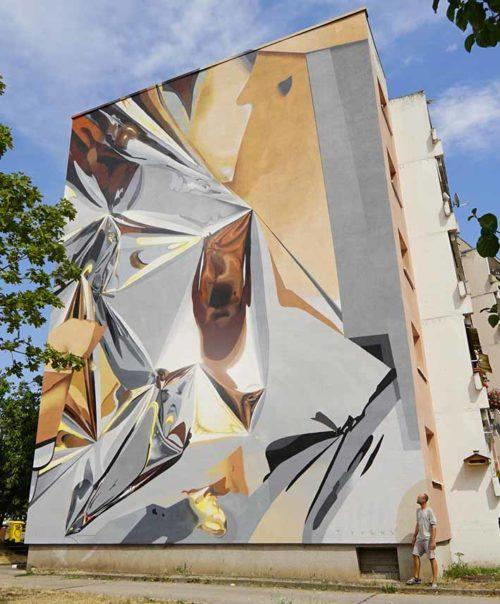 Mural / Halle Silverheights